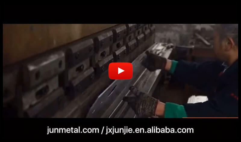 metal/iron production line and factory workshop/warehouse video