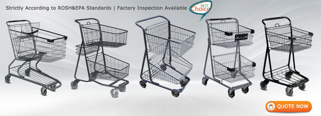 banner 3-Shopping Trolley _ Metal Products _ Shopping Cart _Luggage Cart