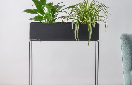 building indoor flower racks10