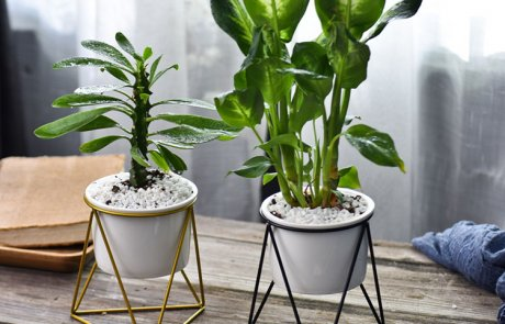 outdoor flower planter stands2
