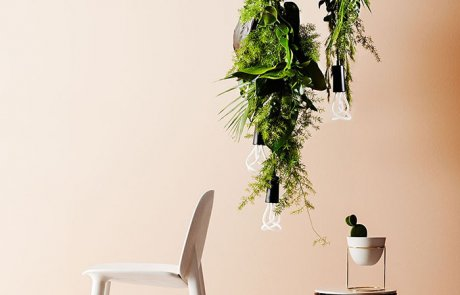 JFR-014 Plant Flower Pots Rack /Flower Stand For Wedding02