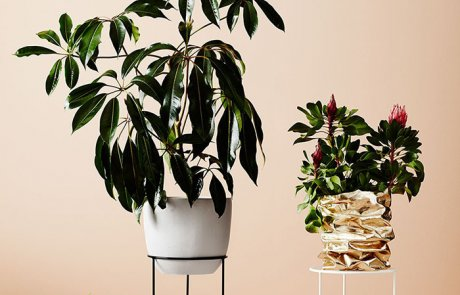 JFR-014 Plant Flower Pots Rack /Flower Stand For Wedding03