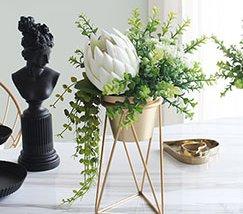 JFR-021 Wire Flower Stands /Flower Pot Stand1
