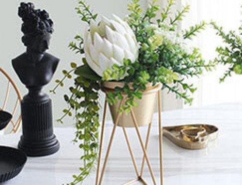 JFR-021 Wire Flower Stands /Flower Pot Stand