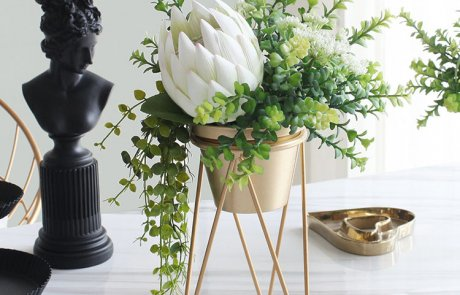 JFR-021 Wire Flower Stands /Flower Pot Stand03