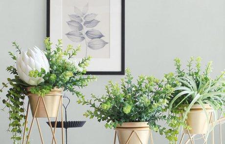 JFR-021 Wire Flower Stands /Flower Pot Stand05