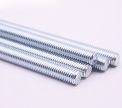 threaded rod zinc plated class4.8