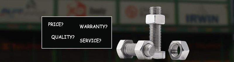 How to Choose Moderate Fastener Suppliers from China?